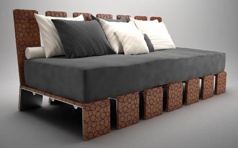 Salon Marocain Design