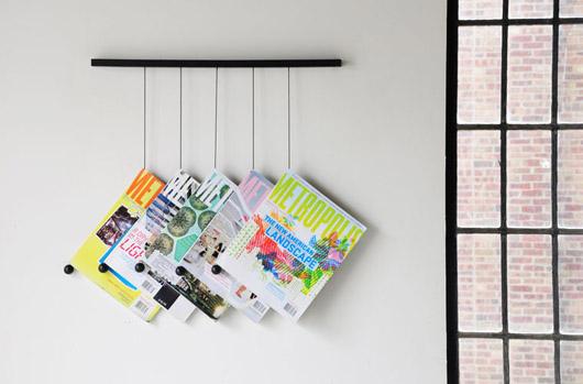 magazine-hanger