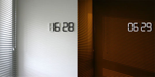 B&W clock (2)