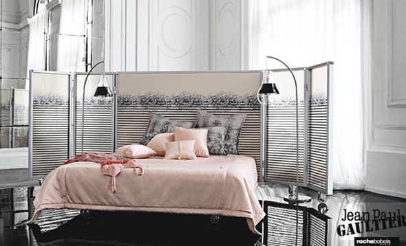 design maroc roche bobois jean paul gaultier design maroc. Black Bedroom Furniture Sets. Home Design Ideas