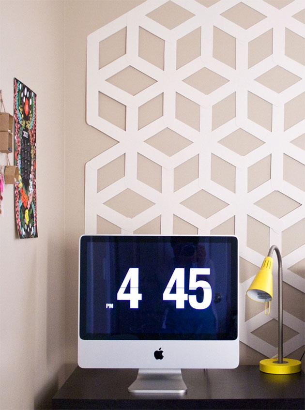 design maroc un motif g om trique pour votre mur diy