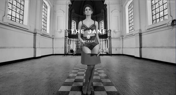 4.Sergio Herman's restaurant The Jane in Antwerp home page art work by Rahi Rezvani