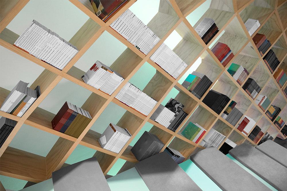 Conarte-Library-bibliothèque-design-Monterrey-Anagrama-mexique-5