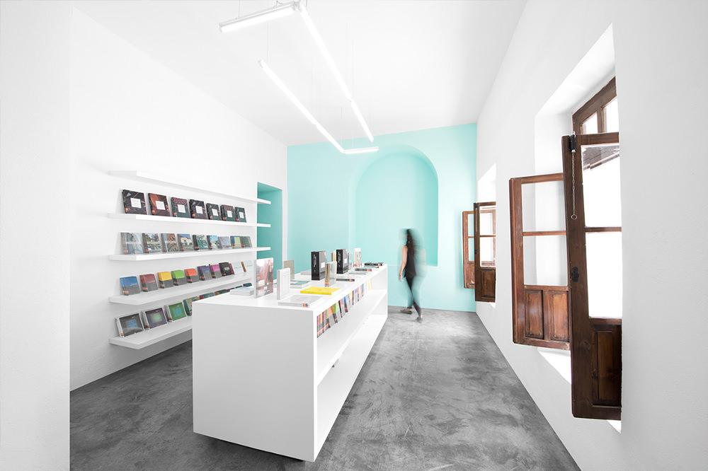 Conarte-Library-bibliothèque-design-Monterrey-Anagrama-mexique-8