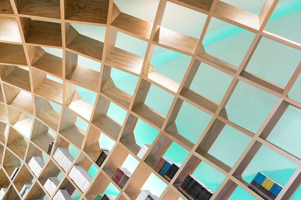 Conarte-Library-bibliothèque-design-Monterrey-Anagrama-mexique-9