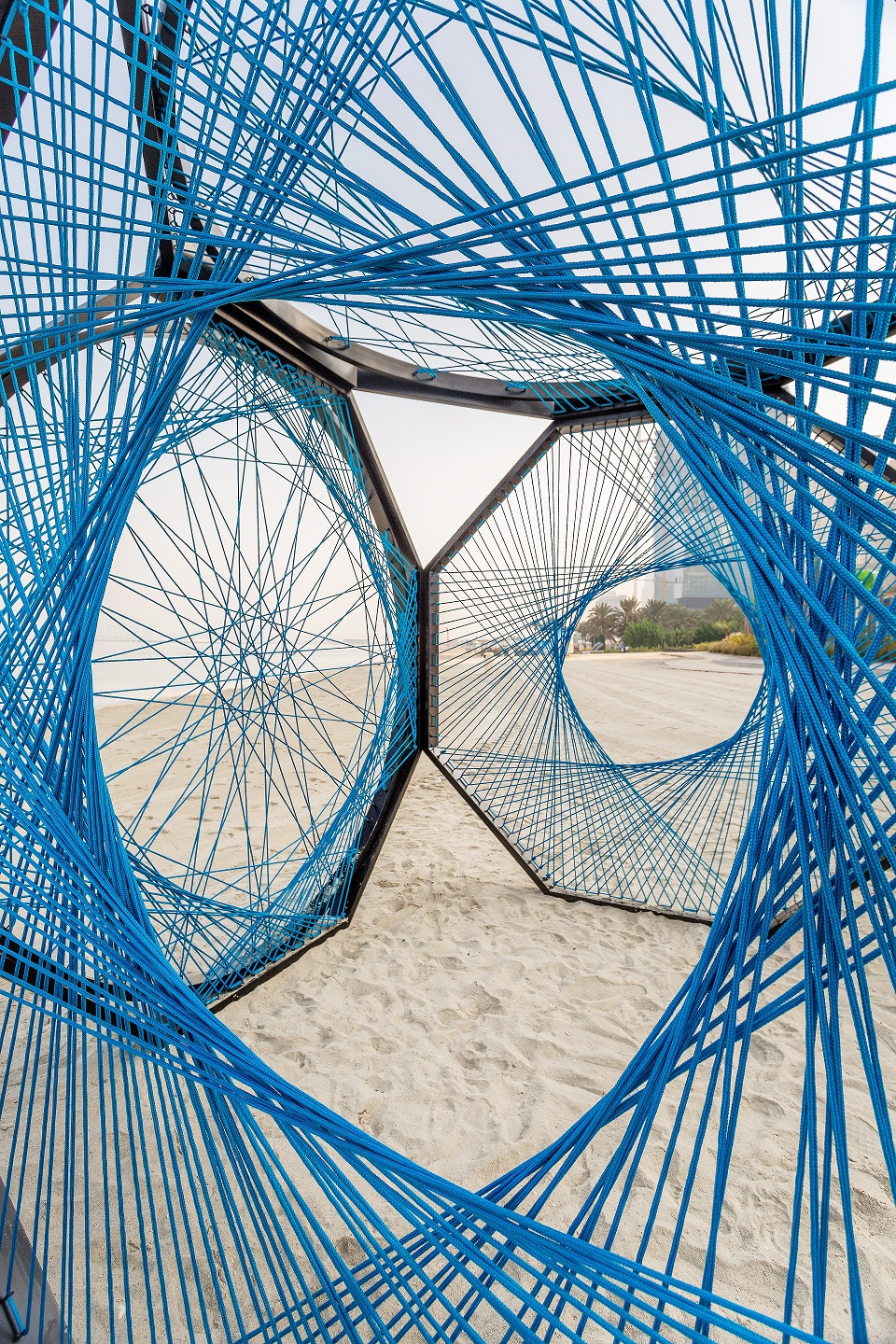 Dubai Design Week_Installations_Aljoud Lootah_Yaroof_JBR THE BEACH_7