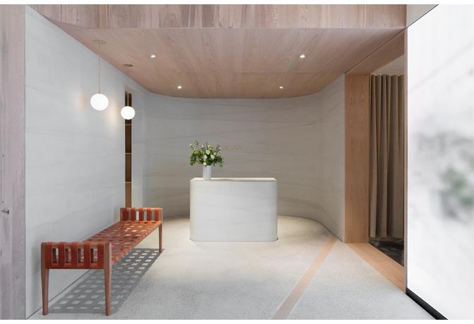 La boutique de Thakoon Panichgul à New York sur Design Maroc