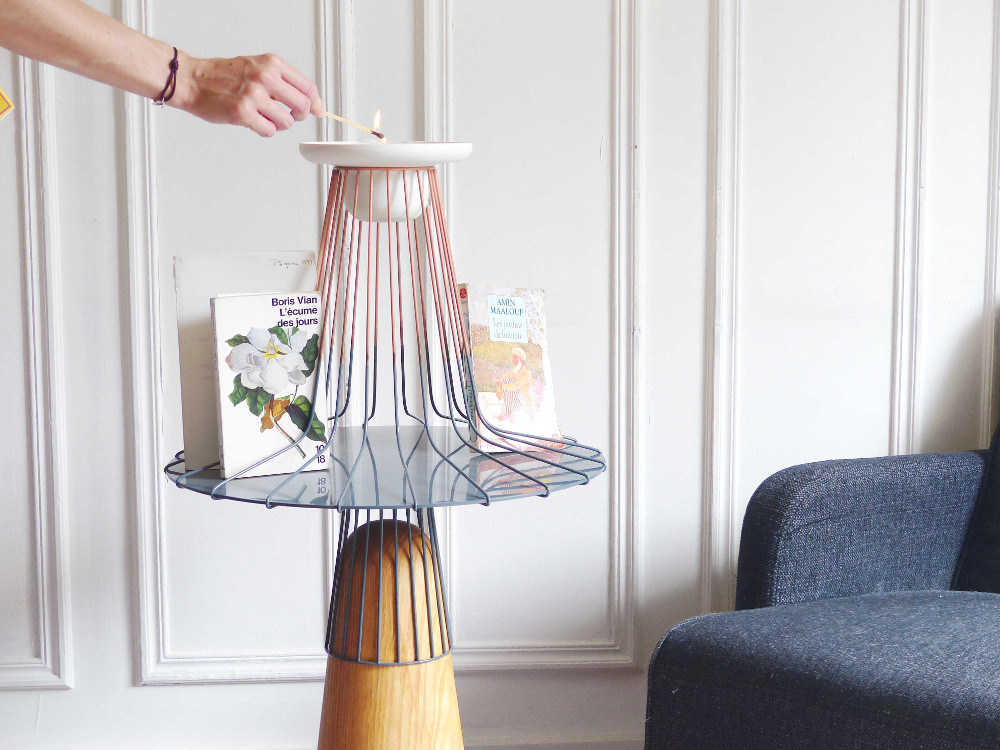 Meuble à livres Charme par Paul Couture par Design Maroc