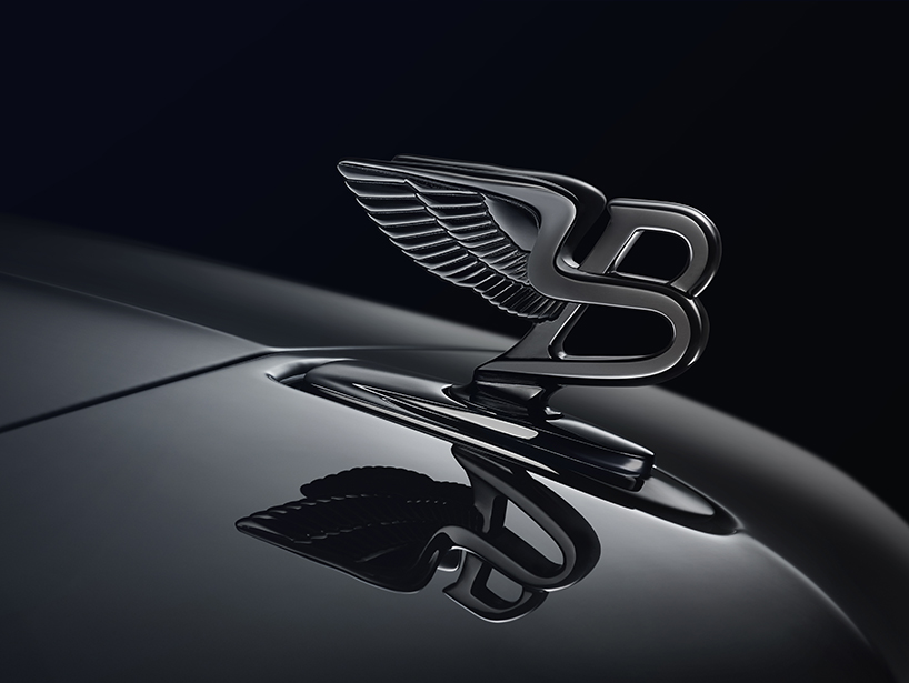 Bentley Mulliner par George Bamford sur Design Maroc