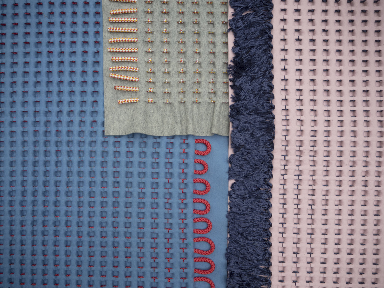Textiles par Robin Pleun Maas sur Design Maroc