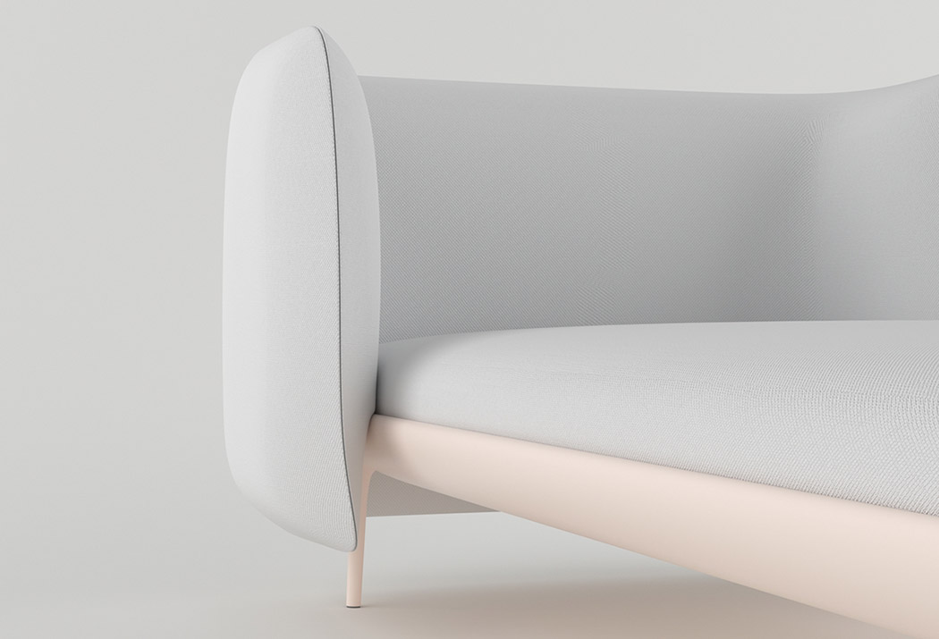 Canapé polyvalent Beatle par BUrak Aykan et Nur Eryılmaz sur Design Maroc