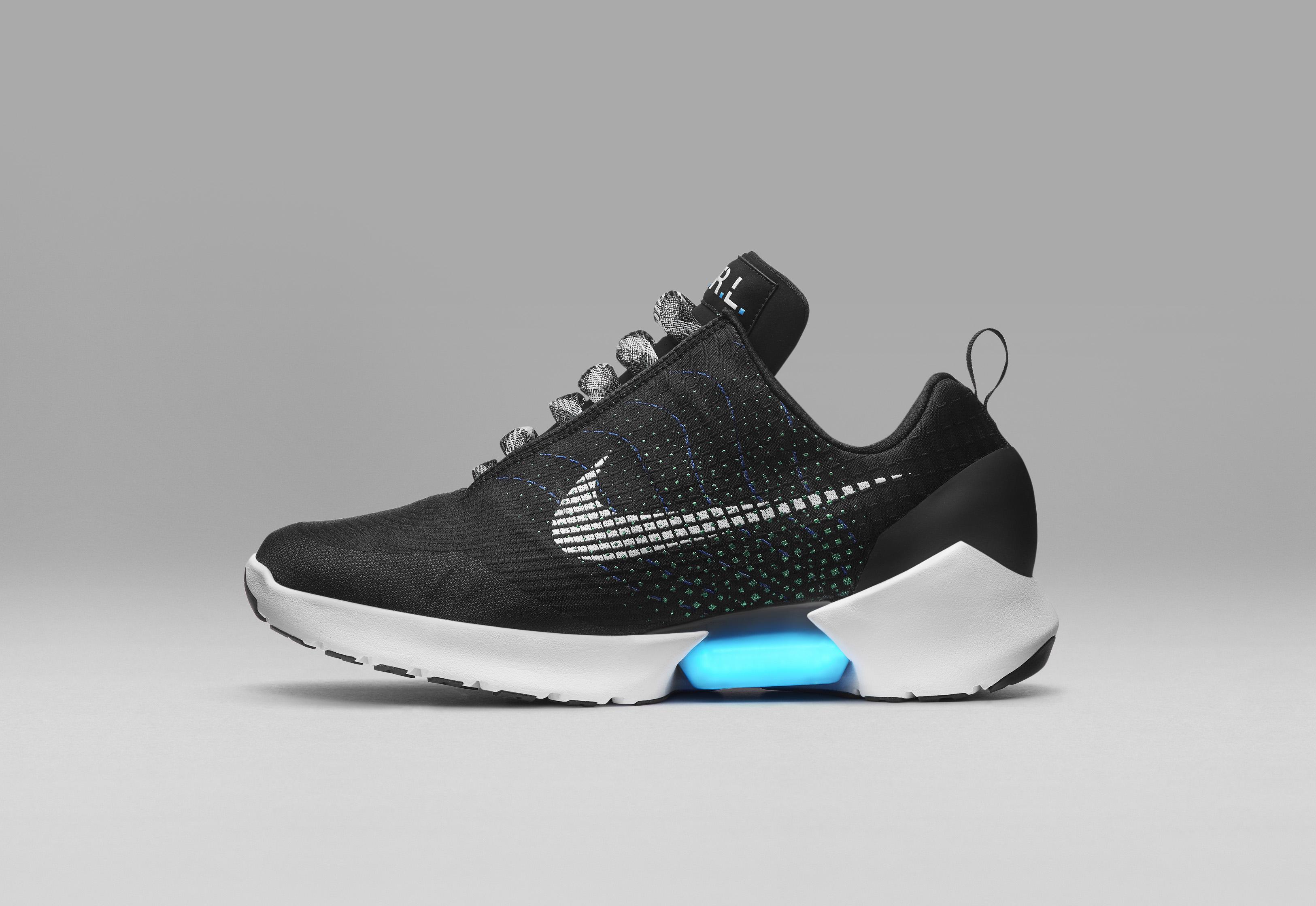 Nike HyerAdapt sur Design Maroc