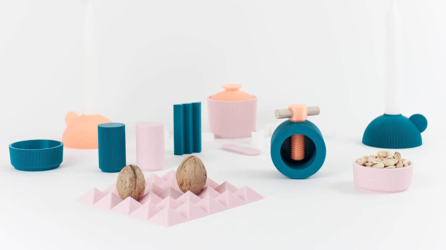L'impression 3D sur la table par UAU Project