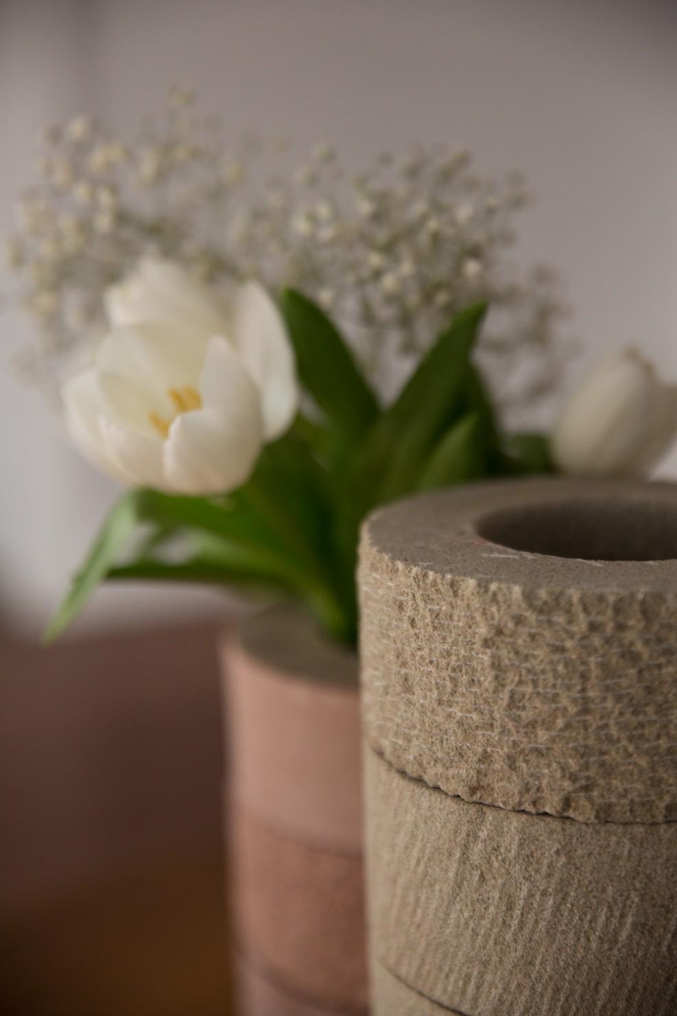 Vase HÀÀFE par Tamim Daoudi sur Design Maroc