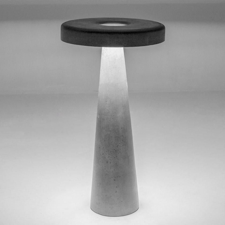 Lampe 5 A.M par Tamim Daoudi sur Design Maroc