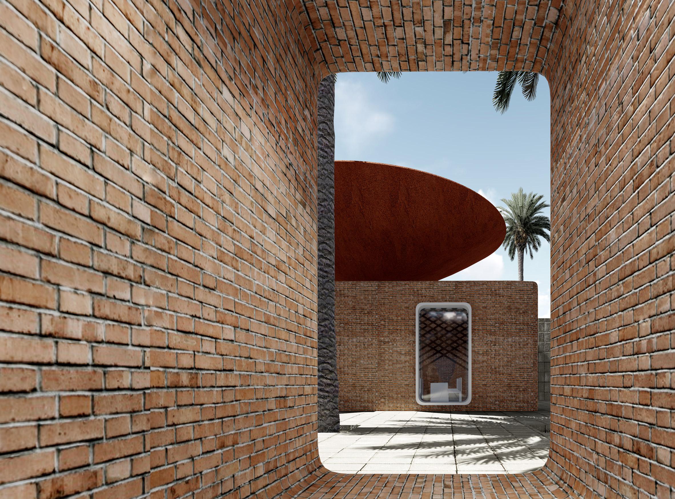 Concave Roof par BM Design Studios sur Design Maroc