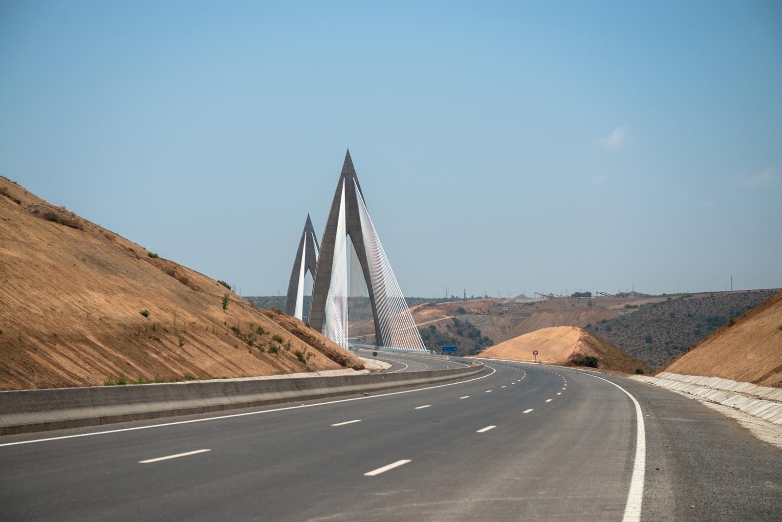 Le pont Mohammed VI à Rabat sur Design Maroc
