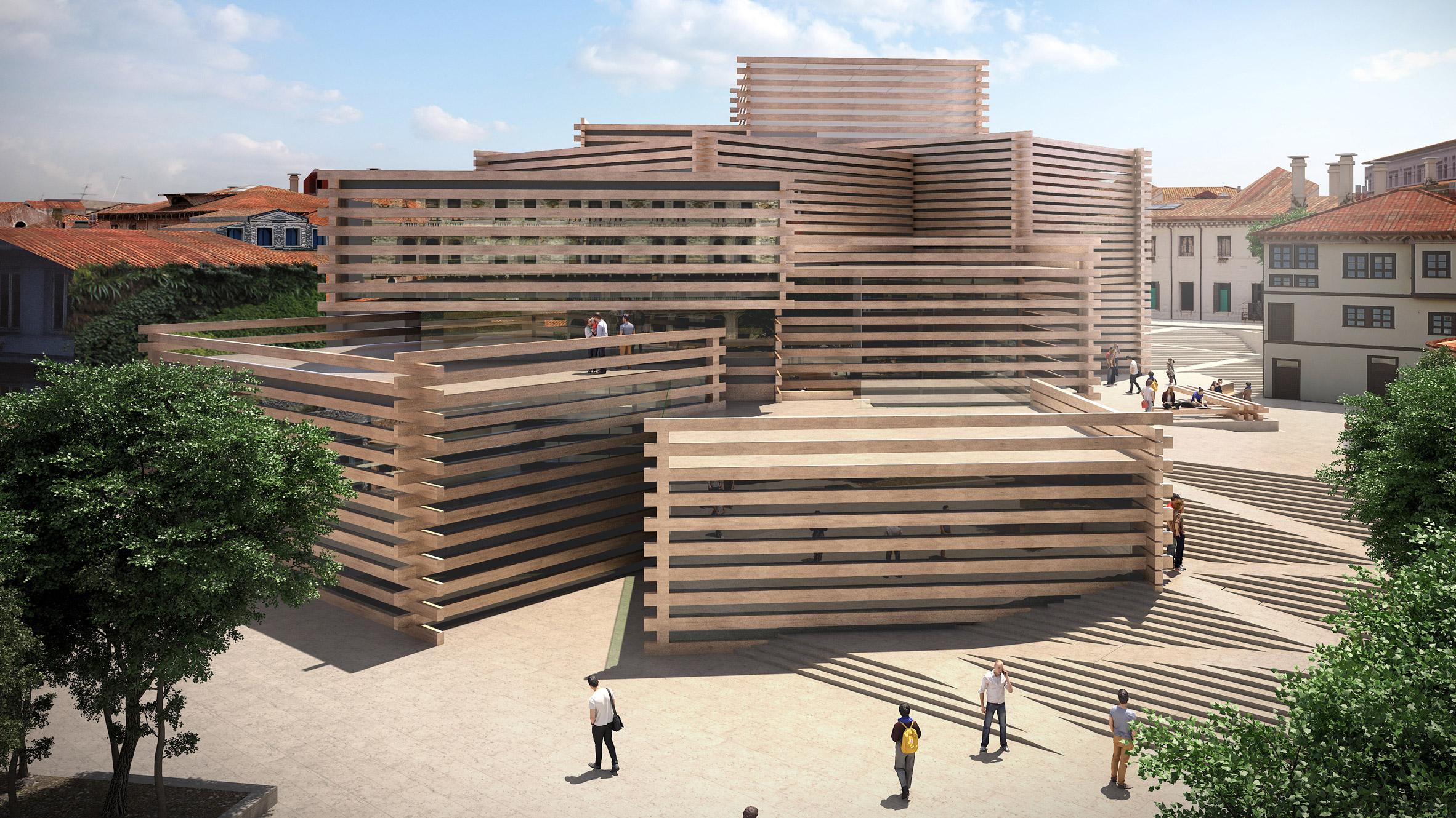 Le musée d'art moderne Odunpazari en Turquie par Kengo Kuma et associés sur Design Maroc
