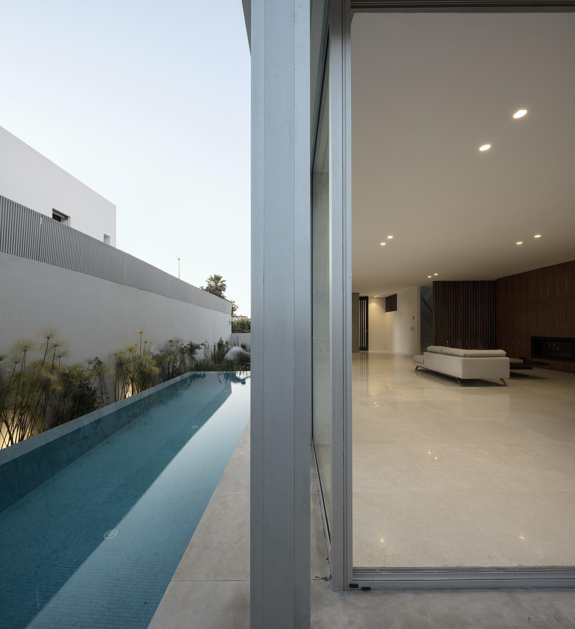 Villa Agava par Driss Kettani sur Design Maroc