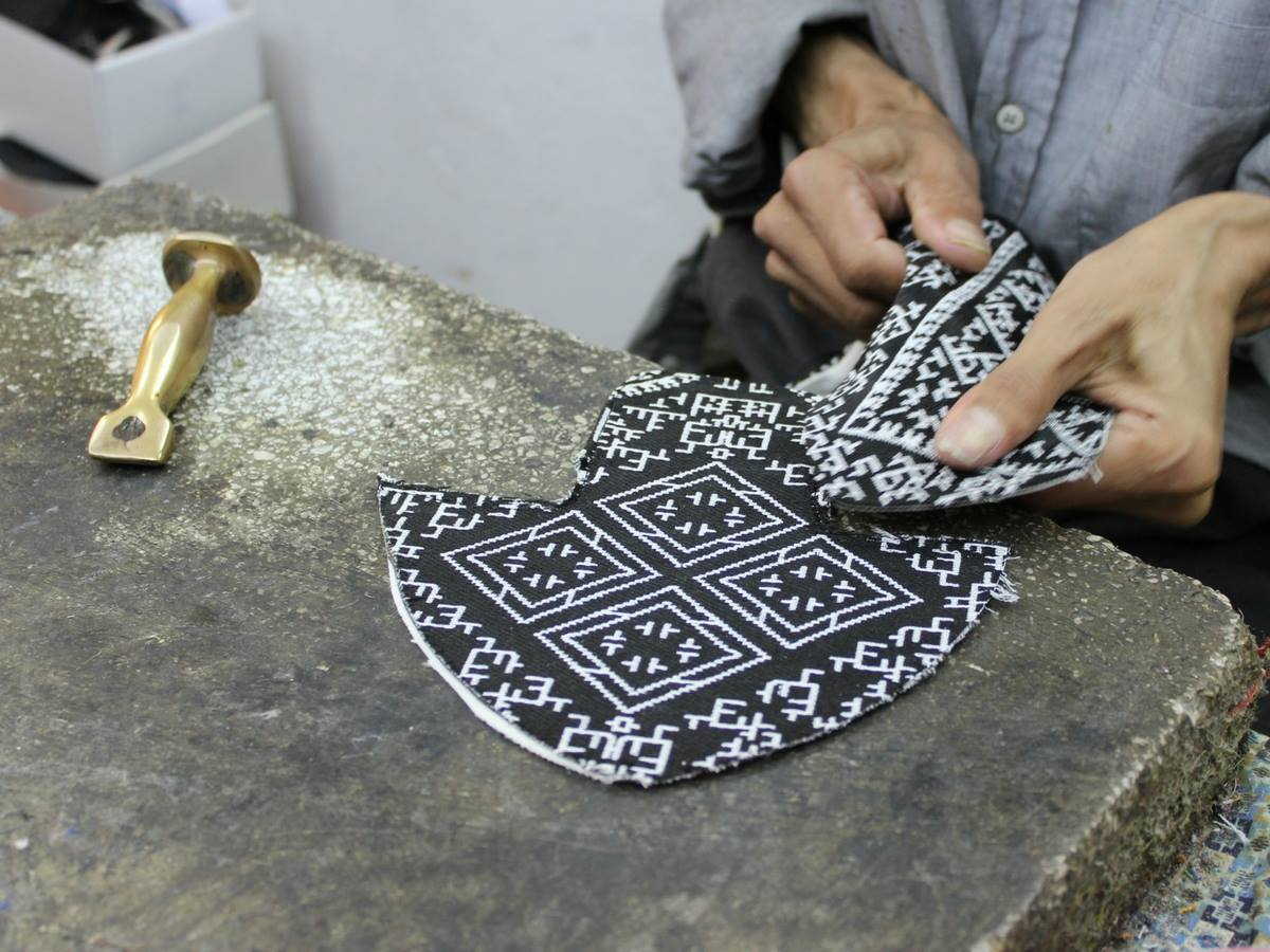 Amaz par Fadela Bennani sur Design Maroc