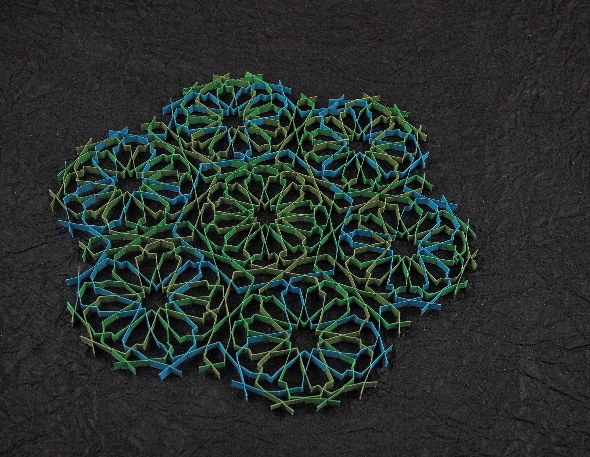 Les réalisations de papier de Yongquan Lu sur Design Maroc