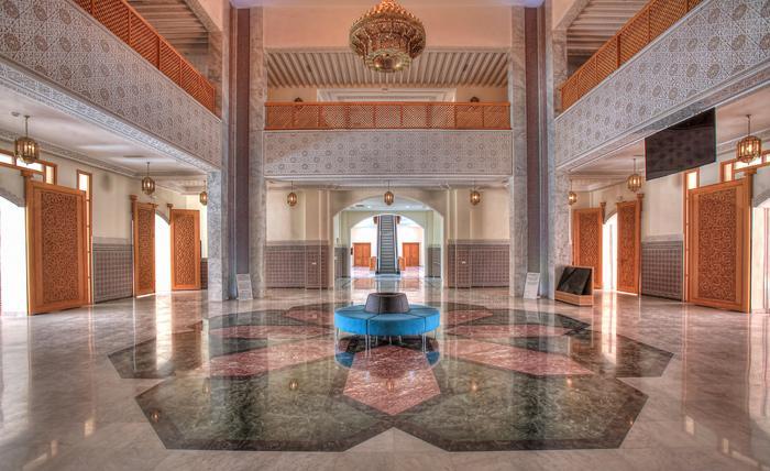 Le musée Mohammed VI à Marrakech sur Design Maroc