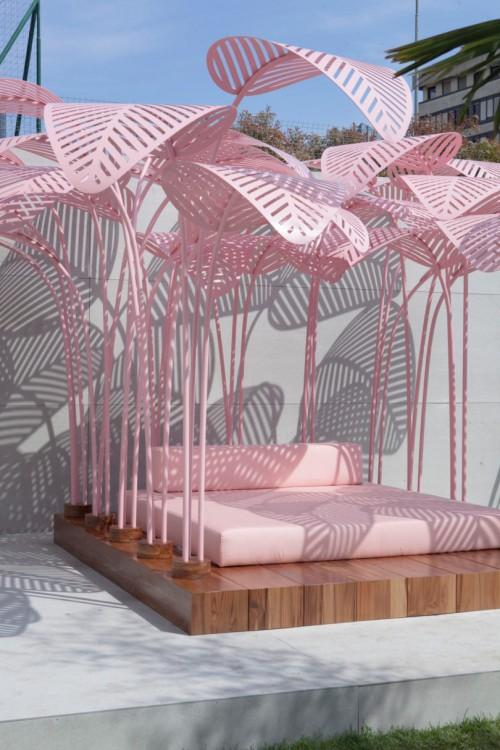 """""""Le refuge"""" de Marc Ange présenté à la Milan Design Week par Design Maroc"""
