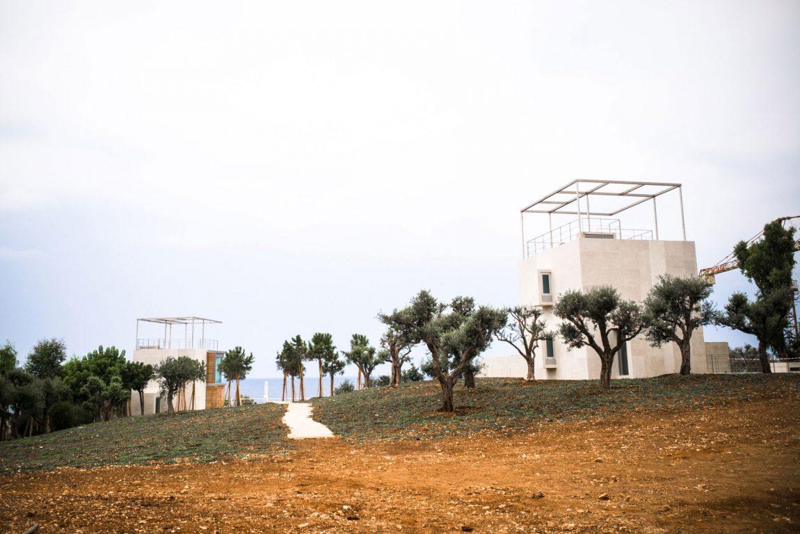 Les Courtowers de Hashim Sarkis Studios sur Design Maroc