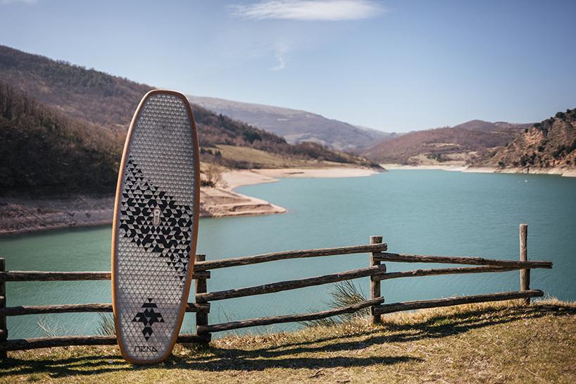 """3CSup, la board """"bio"""" par NERD par Design Maroc"""