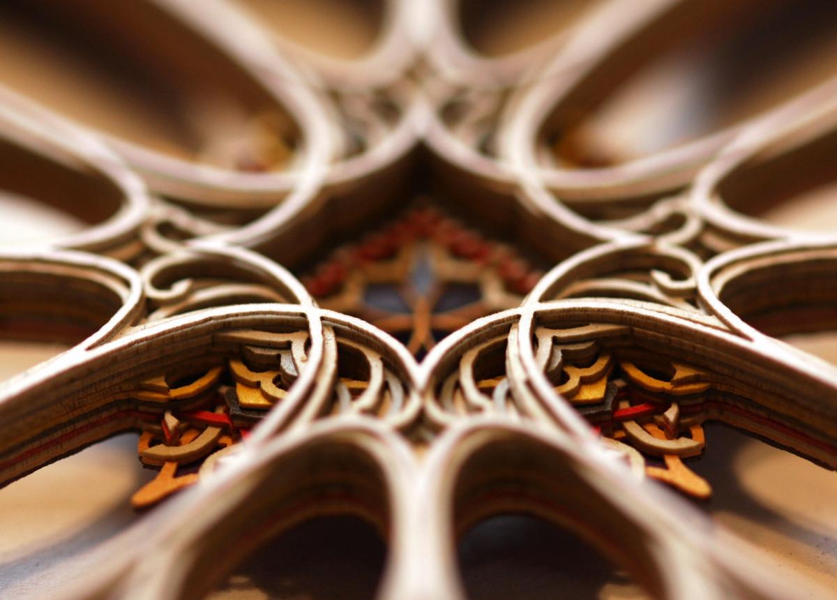 Les créations d'Eric Standley sur Design Maroc