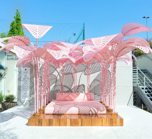 """""""Le refuge"""" de Marc Ange présenté à la Milan Design Week"""