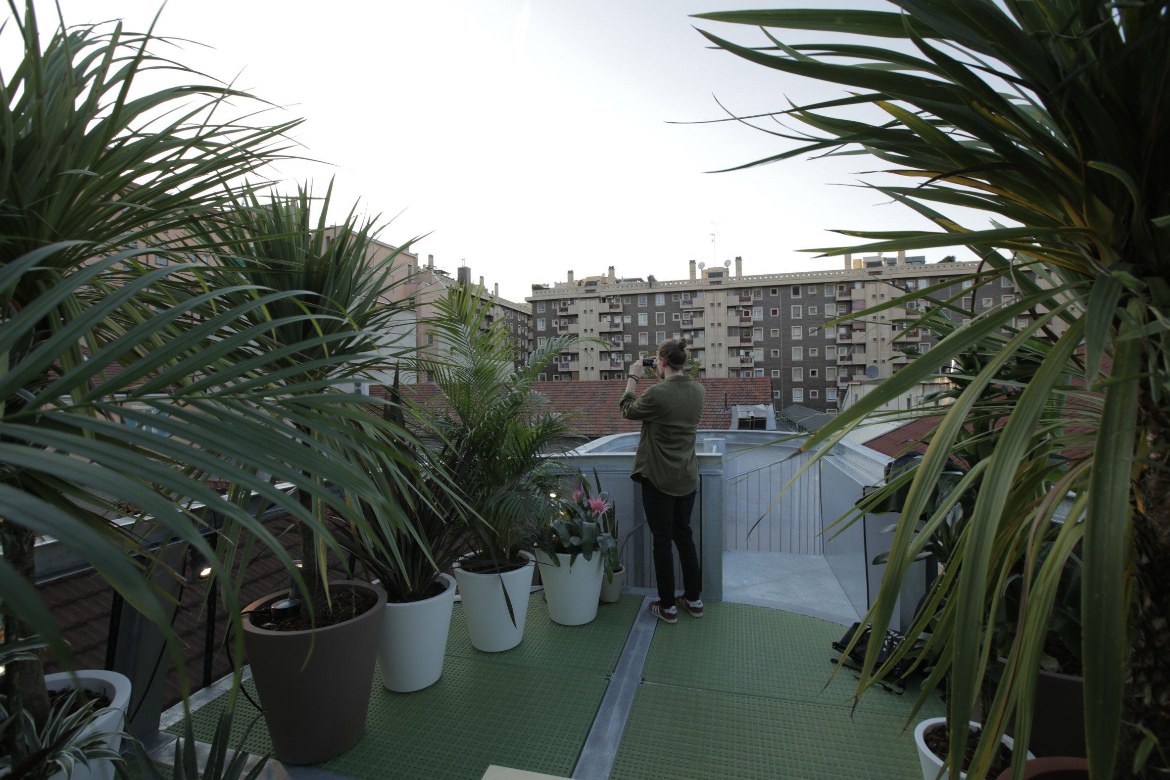 Mini-living respire, la maison de filtration d'air par Design Maroc