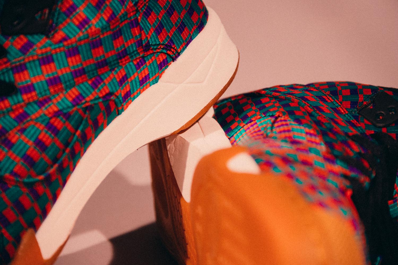 Collaboration Hassan Hajjaj avec Reebok sur Design Maroc