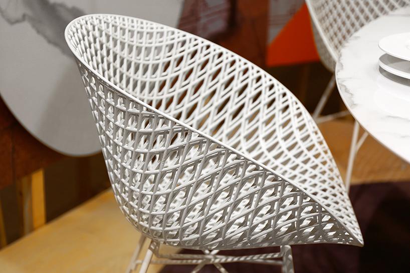 Matrix, la chaise de Tokuin Yoshioka pour Kartell par Design Maroc