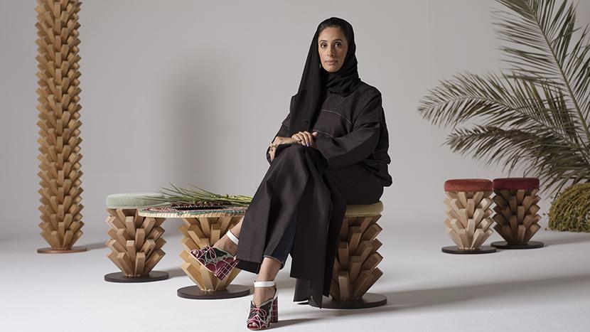Le ramadan par Khalid Shafar par Design Maroc