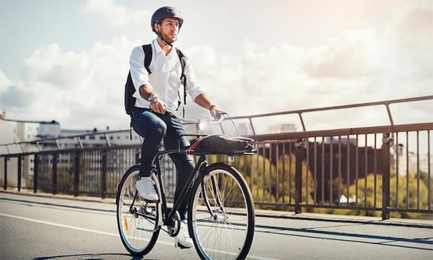 Bikesphere : cercle lumineux de sécurité par Design Maroc