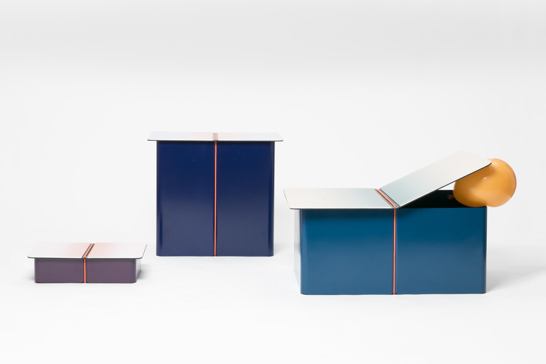 LIGA par Matthieu Muller et Pierre Alexandre Cesbron sur Design Maroc