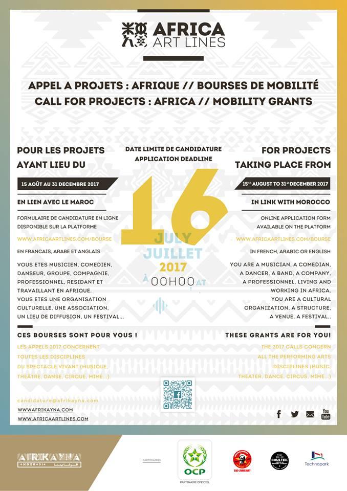 Afrikayna appel à projets ouvert
