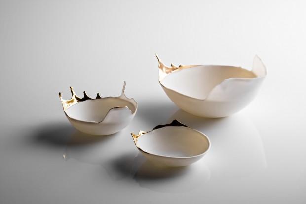 Une fluide céramique par Aylin Bilgiç par Design Maroc