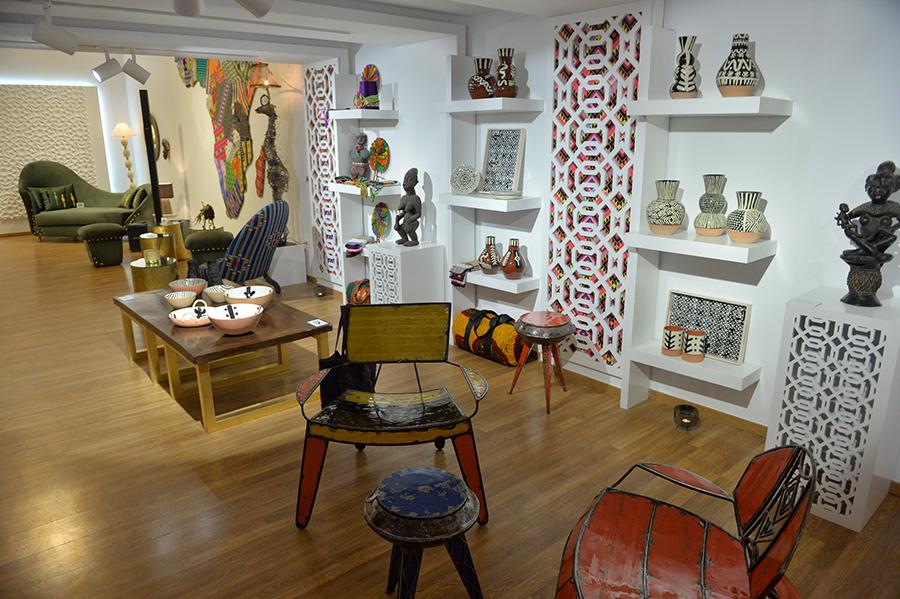 design maroc inspirations africaines by galerie h design maroc. Black Bedroom Furniture Sets. Home Design Ideas