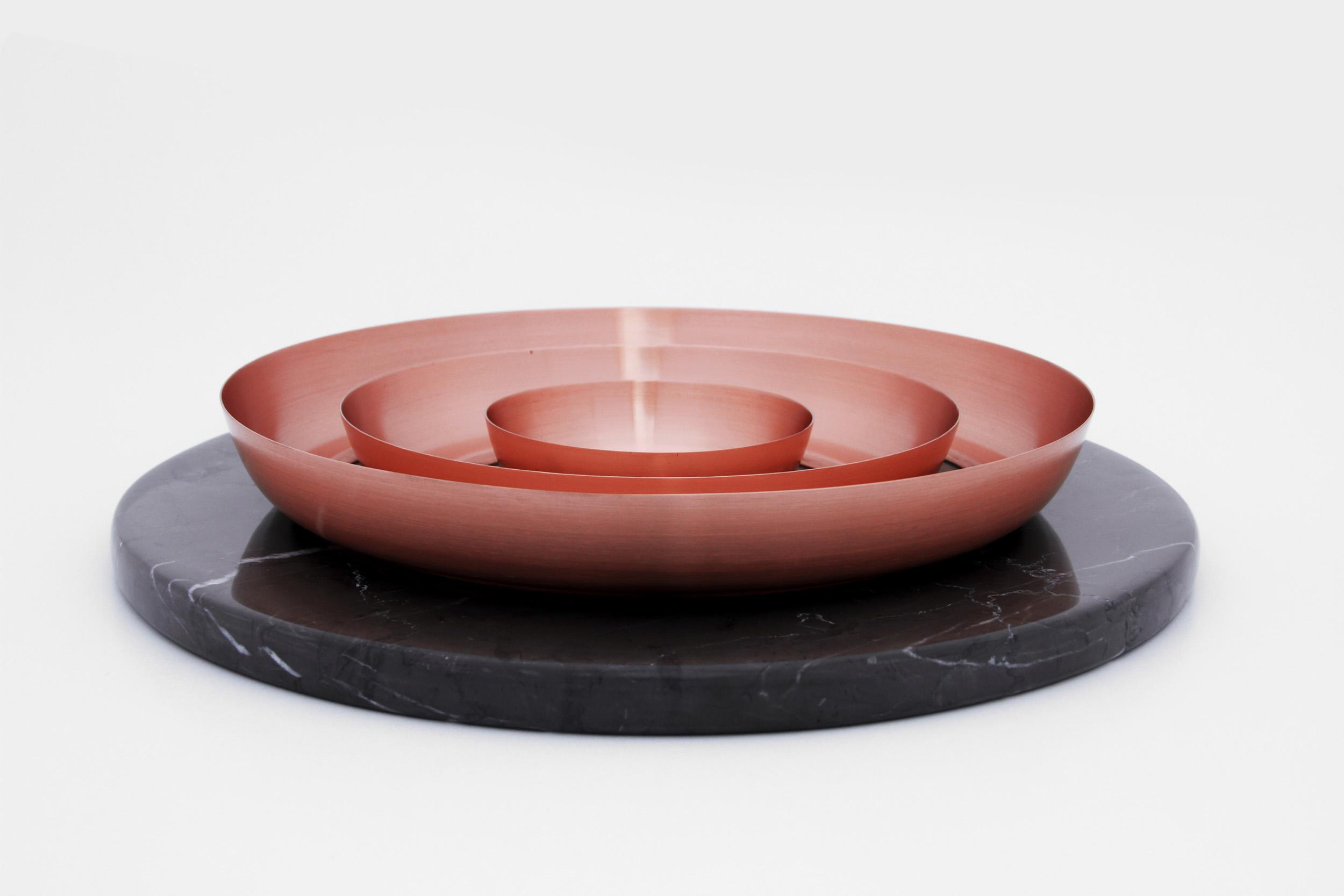 Bangle - copper 01 - Sayar&Garibeh