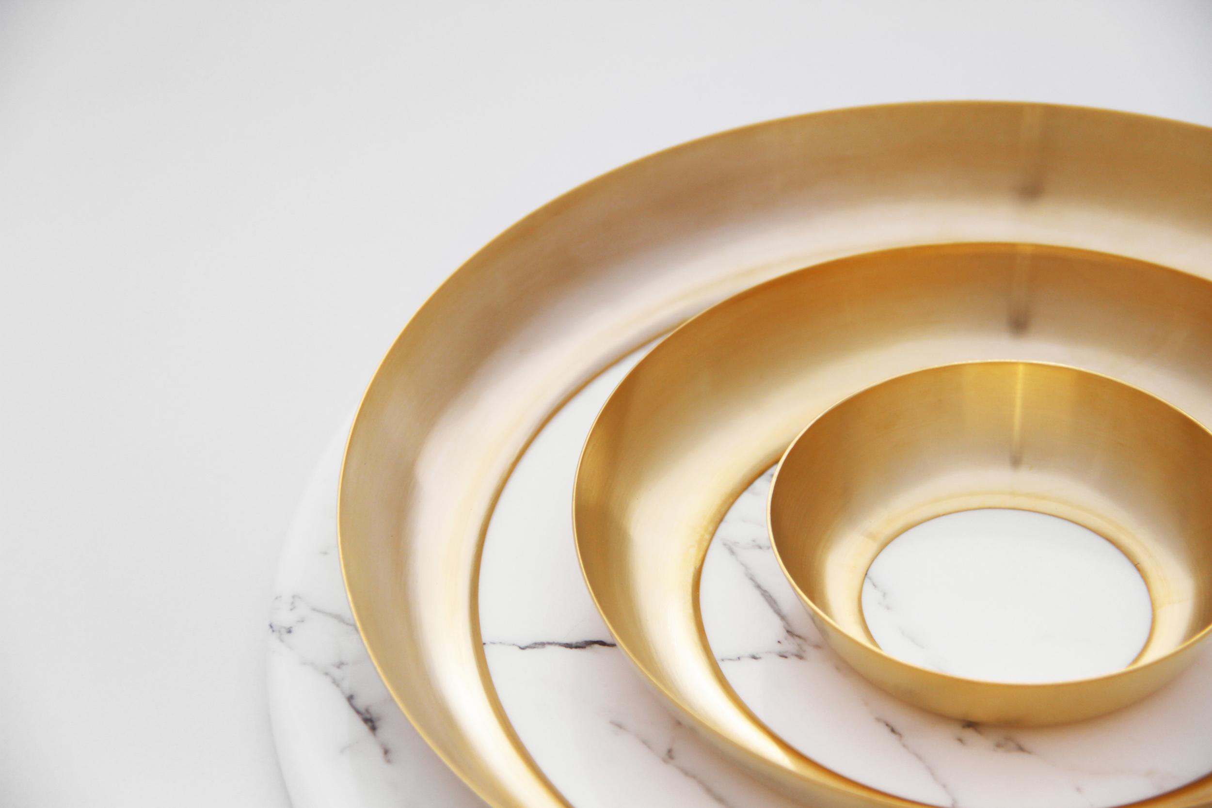 Bangle - gold 02 - Sayar&Garibeh