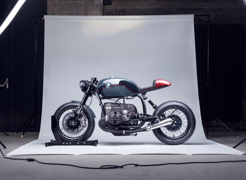 Top 5 des motos custom de Mars 2017