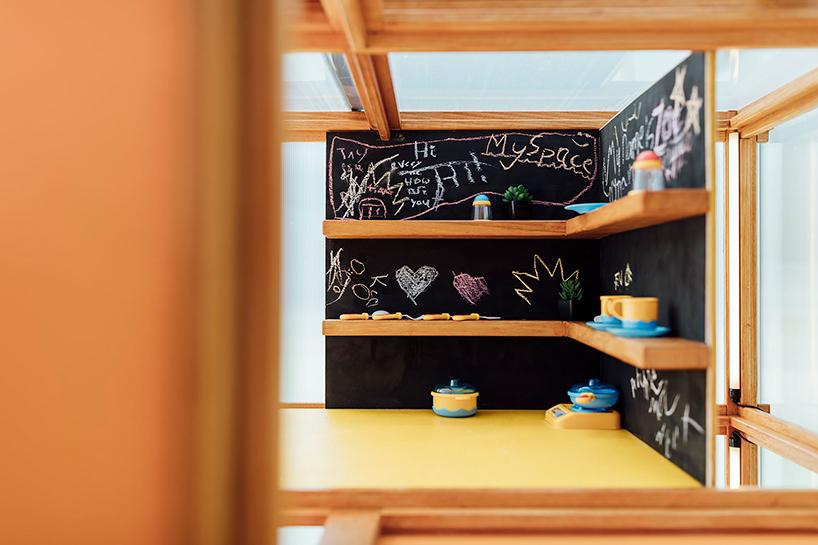 Cubby house, le concept de Grimshaw par Design Maroc