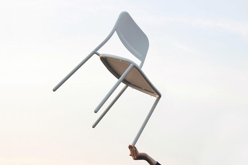 Hyba, le mobilier de jardin de Valentin Dequidt